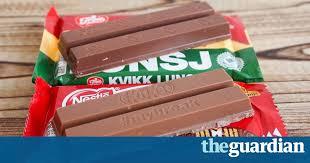 Top Chocolate Bars Uk Kitkat V Kvikk Lunsj Which Four Fingered Chocolate Bar Tastes
