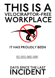 Workplace Memes - velociraptor free workplace memes quickmeme