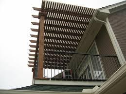 terrassenã berdachung mit balkon berdachung terrasse holz glas berdachung terrasse holz
