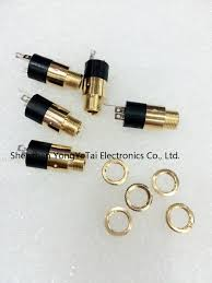 aliexpress buy hot gold plated 5mm 3 5mm tungsten aliexpress buy 3 5mm headphone pj 392 audio and