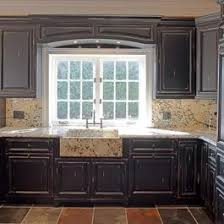 Rustic Painted Kitchen Cabinets by 22 Best Milk Painted Kitchens Images On Pinterest Kitchen Ideas