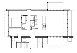 Contemporary House Plan Modern House Floor Plans
