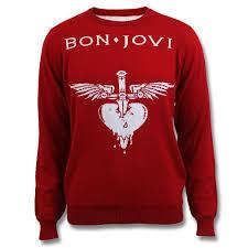 band sweaters bon jovi official merch bon jovi official store
