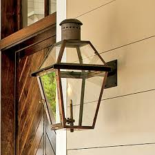 outdoor gas light fixtures 10 ways to add cottage charm gas lanterns southern living and