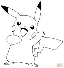 picachu coloring pages qlyview com