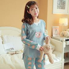 maternity nursing korean maternity clothes pregnancy pajamas nursing clothes for