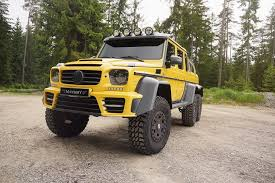 mercedes 6 x 6 mansory releases 829 hp package for the mercedes amg g63 6x6