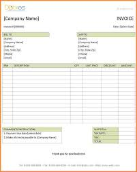 3 hotel invoice template excel invoice template