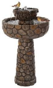 12 best solar bird bath fountains for small gardens images on