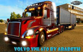 volvo vnl 780 blue truck farming simulator 2017 2015 15 17 zilpzalp download game mods ets 2 ats fs 17 cs go gta 5