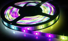 outdoor decoration rgb color led lights led