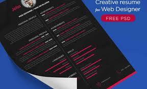 Ui Ux Resume 100 Ui Designer Resume 20 Best Resume Templates For Developers