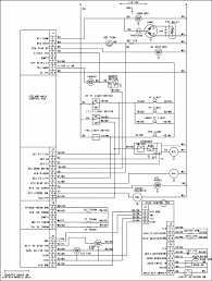 whirlpool washing machine wiring diagram with information inside