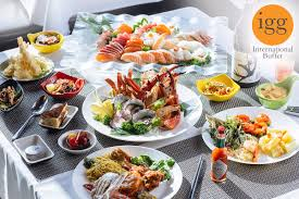All You Can Eat Lobster Buffet by Scoopon All You Can Eat Seafood Buffet In Docklands