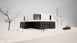 m house zwa architecki