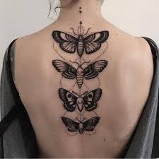 butterflies tattoos butterfly back tattoos we like