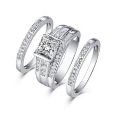 cheap wedding ring sets wedding rings cheap wedding rings for women men lajerrio jewelry