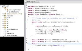 jni tutorial linux programming tutorial android ndk tutorial jni