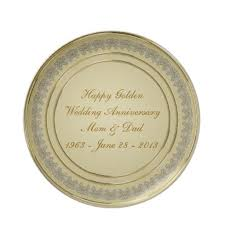 anniversary plates 15 best 50th wedding anniversary plates images on