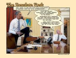 Resolute Desk Comic The Resolute Desk