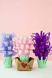 tissue paper flowers printable instructions paper tissue hyacinth flower pots hello wonderful