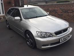 lowered lexus is300 lexus is300 sport cross rare sportcross estate is 200 is 300 in
