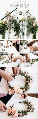 flower headbands diy 5 awesome diy ideas on how to make flower crown