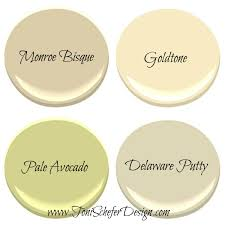 4 benjamin moore colours to paint a north facing room