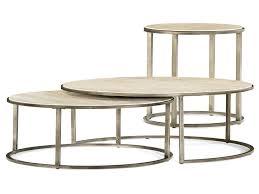 nesting coffee table design