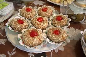 cuisine alg駻ienne gateaux recettes gateau algerien aid 2013 amour de cuisine