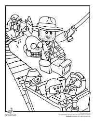 lego coloring pages lego indiana jones coloring page u2013 cartoon jr