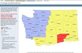 Michigan Burn Permit Map by Scem Twitter Search