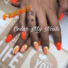 colormynails on topsy one