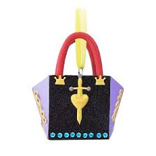 your wdw store disney purse ornament evil from snow white