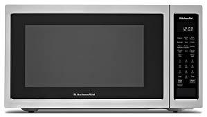 kitchenaid toaster oven kitchenaid countertop convection microwave oven 1000 watt kmcc5015gss