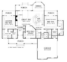 master up floor plans craftsman style house plan 3 beds 3 baths 1792 sq ft plan 929