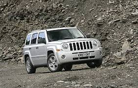 jeep patriot 2 0 crd car reviews jeep patriot 2 0 crd limited the aa