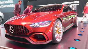 amg stand for mercedes mercedes maybach g650 amg gt concept stand mercedes ève