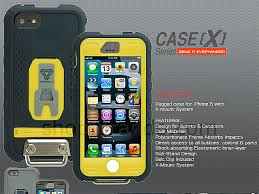 x case x series 360 protection rugged case with carabineer
