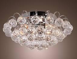 crystal semi flush mount lighting crystal semi flush mount with 3 lights chandelier lighting pendant