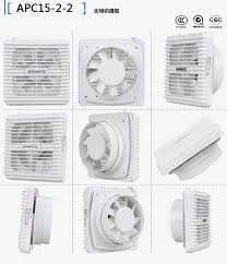 Khg  Inch Mini Wall Window Fan Bathroom Toilet Kitchen Exhaust - Bathroom fan window