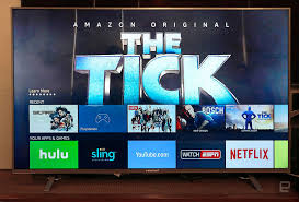 amazon fire stick black friday sale the first television with amazon fire tv built in is just fine