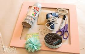 hair accessory organizer diy hair accessory organizer fabulessly frugal