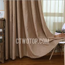 Light Linen Curtains Elegant Solid Light Brown Linen Curtains