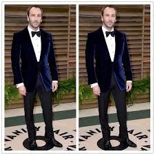 mens wedding coat pant designs navy blue velvet blazer slim fit mens