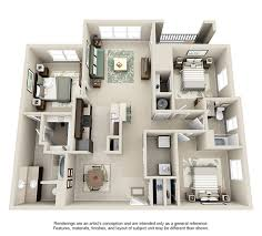 apartments with 3 bedrooms 3 bedroom 3 bath apartments functionalities net