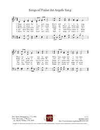 songs of praise the sang hymnary org