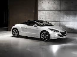 peugeot rcz usa 2013 peugeot rcz facelift revealed ahead of paris debut