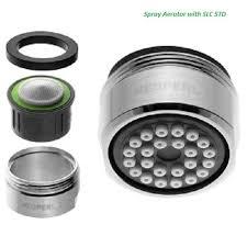 Water Faucet Aerator Water Saving Faucet Aerator Spray Slc Std Neo Enterprises