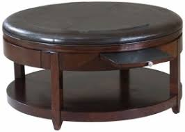 Coffee Table Leather Ottoman Leather Ottoman Coffee Table Foter